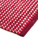 Produktové foto BO-MA Trading Kusový bavlněný koberec Elsa červená, 70 x 120 cm