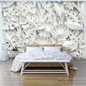 Produktové foto Velkoformátová tapeta Bimago Alabaster Garden, 400x280cm