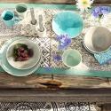Produktové foto BLUE MAROCCO Miska 12 cm - šedá