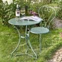 Produktové foto CENTURY Set zahradního nábytku pro 2 osoby - šalvějová