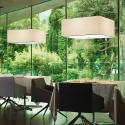 Produktové foto MODO LUCE Modo Luce Quadrato závěsné světlo 50x50 cm