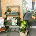 Produktové foto Clayre & Eef Kulatý ubrus na stůl Jungle Botanics - Ø170 cm