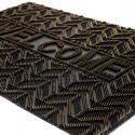 Produktové foto Domarex Rohožka COMFORT MAT 3D zlatá, 40 x 60 cm
