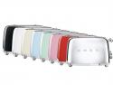 Produktové foto Toustovač Smeg 50´s Retro Style TSF03, 4x4, červený