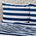 Produktové foto 4Home bavlněné povlečení Navy, 160 x 200 cm, 70 x 80 cm