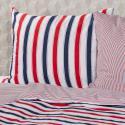 Produktové foto 4Home 2 sady povlečení Navy Red, 140 x 200 cm, 70 x 90 cm