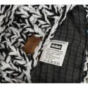 Produktové foto Ručně pletená čepice DOKE B&W