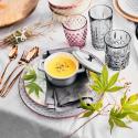 Produktové foto RETRO Sada snídaňových talířů 20,3 cm set 6 ks - zelená