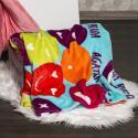 Produktové foto 4Home deka Soft Dreams Smajlík, 150 x 200 cm