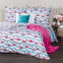 Produktové foto 4Home Bavlněné povlečení Flamingo, 140 x 220 cm, 70 x 90 cm, 140 x 220 cm, 70 x 90 cm