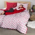 Produktové foto 4Home povlak na Relaxační polštář Náhradní manžel červená, 50 x 150 cm