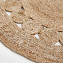 Produktové foto ALL NATURE Konopný koberec s děrovaným vzorem