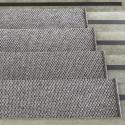 Produktové foto VOPI Nášlap na schody Nature obdelník tmavě béžová, 25 x 80 cm