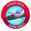 Produktové foto Vileda Premium 2v1 potah lososový/šedý