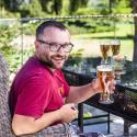Produktové foto 4home Termo sklenice na pivo Hot&Cool, 500 ml, 1 ks