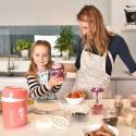 Produktové foto Orion Pohár UH na jogurt s držákem na lžičku
