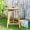 Produktové foto BARRACUDA Skládací stolek