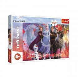 TREFL Ledové království 2: Cesta za dobrodružstvím 260 dílků