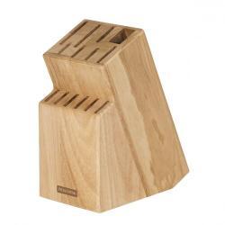 Tescoma Blok WOODY pro 13 nožů, nůžky/ocílku