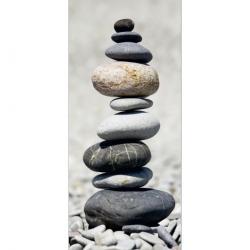 Vertikální fototapeta Stones, 90 x 202 cm