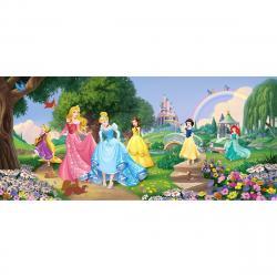 Dětská fototapeta Princezny, 202 x 90 cm