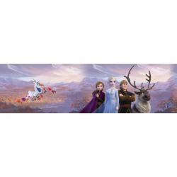 Samolepicí bordura Ledové království 2, 500 x 14 cm
