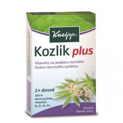 Kneipp Kozlík Plus 40 tablet