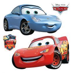Samolepicí dekorace Cars, 30 x 30 cm