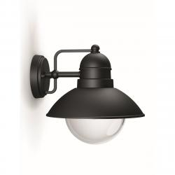 Philips 17237/30/PN Hoverfly Venkovní nástěnné svítidlo 24 cm, černá