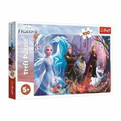 TREFL Ledové království 2: Mrazivá magie 100 dílků