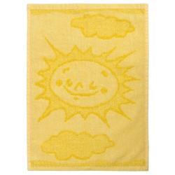 Profod Dětský ručník Sun yellow, 30 x 50 cm