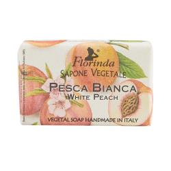 "FLORINDA Mýdlo ""White Peach"""