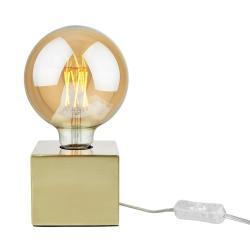 STILO Stolní lampa kvadratická 10 cm