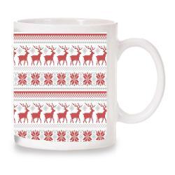 Hrnek Crido Consulting Scandi Deer, 300ml