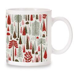 Hrnek Crido Consulting Festive Trees, 300ml