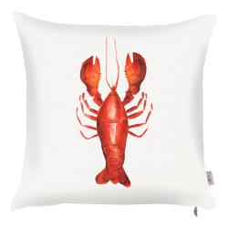 Povlak na polštář Mike&Co.NEWYORK Delicious Lobster, 43 x 43 cm