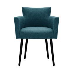 Tyrkysová židle Corinne Cobson Billie