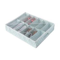 Zelený úložný box na boty pod postel Compactor, délka 76cm