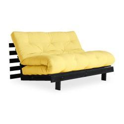 Variabilní pohovka Karup Design Roots Black/Yellow