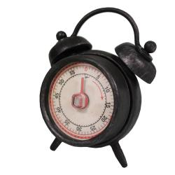 Minutka Antic Line Black timer