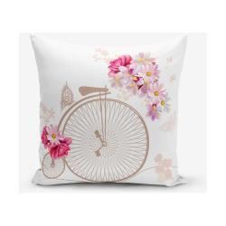 Povlak na polštář s příměsí bavlny Minimalist Cushion Covers Vintage, 45 x 45 cm