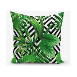 Povlak na polštář s příměsí bavlny Minimalist Cushion Covers Systematic, 45 x 45 cm