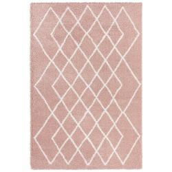 Růžový koberec Elle Decor Passion Bron, 200 x 290 cm