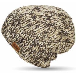 Ručně pletená čepice DOKE Mix Beanie