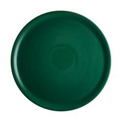Zelený porcelánový talíř na pizzu Brandani Pizza, ⌀31cm