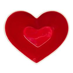 Porcelánová miska ve tvaru srdce Sagaform