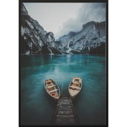 Plakát DecoKing Boat Trip, 100 x 70 cm