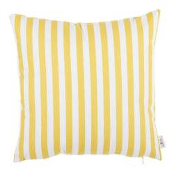 Žlutý bavlněný povlak na polštář Mike&Co.NEWYORK Tureno, 35 x 35 cm