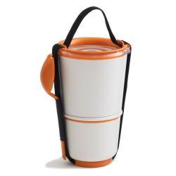 Oranžové svačinové misky Black+Blum Lunch Pot