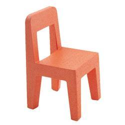 Oranžová dětská židle Magis Seggiolina Pop